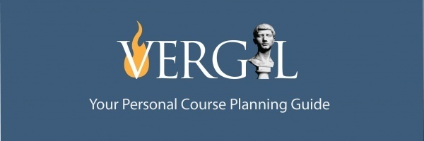 Image of Vergil Course Planning Guide logo